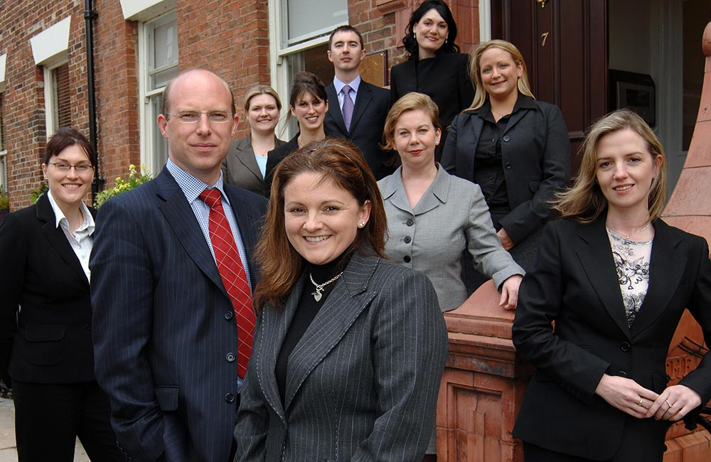 Photography by Peter Ashby-Hayter: for a national law firm
